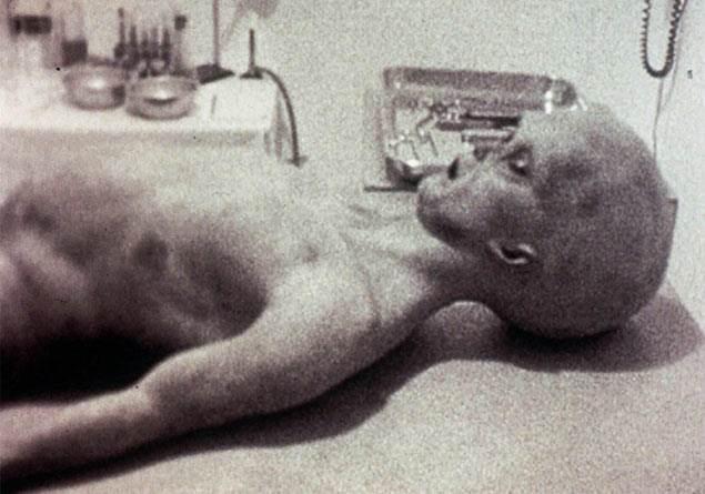 Uzaylılara ait yeni görüntüler sızdı dünyayı şoke etti