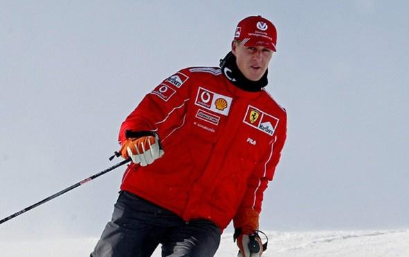 Schumacher'in kızından umut verici paylaşım