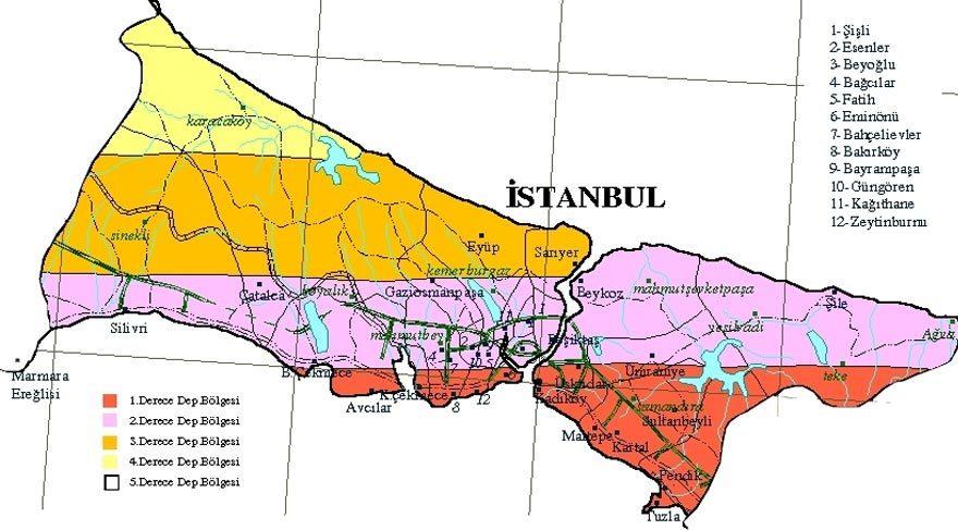 İstanbul için peş peşe korkutan uyarılar! Deprem ve tusunami...