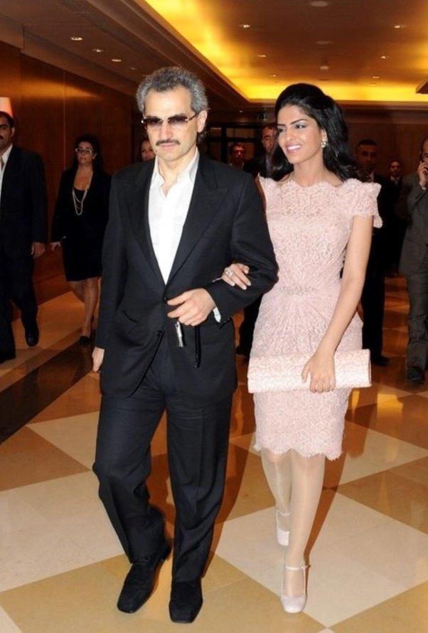 Prens El Velid Bin Talal'ın dillere destan eşi! 4. karısıydı ve...