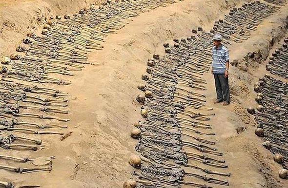 Tarihin en acımasız fotoğrafları