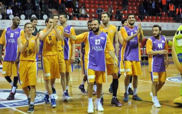 Gaziantep Basketbol Ventspils'e farklı yenildi