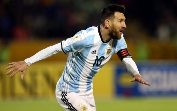 Messi'den yok artık dedirten iddia!