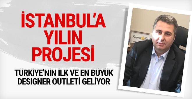 İstanbul'da yılın bombası! 50 milyon avroluk AVM geliyor