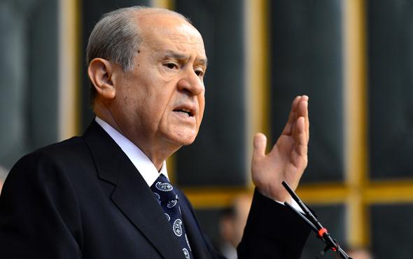 Bahçeli'den CHP'li başkanın görevden alınmasına ilk yorum