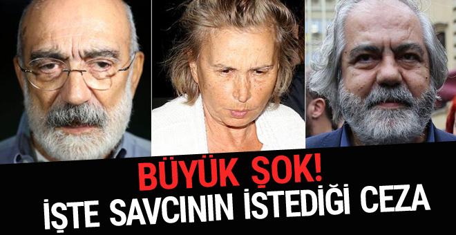 İşte Nazlı Ilıcak ve Altan kardeşler için istenen ceza!