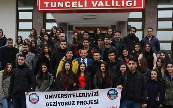 Talimatı Vali verdi öğrenciler hayallerine ilk adımı attı