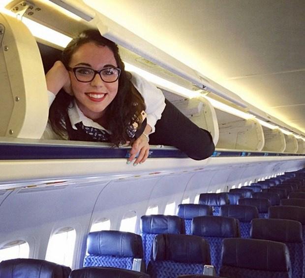 Görüntüler bir anda yayıldı yolcular uçağı boşaltınca...