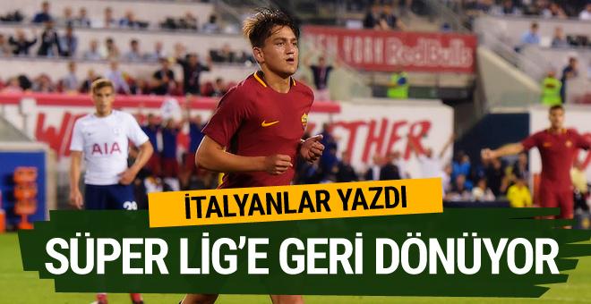 Cengiz Ünder Süper Lig'e geri dönüyor