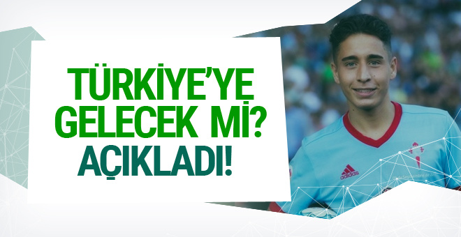 Emre Mor'dan Türkiye için flaş açıklama!