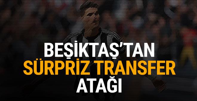 Beşiktaş'ta Mario Gomez sesleri!