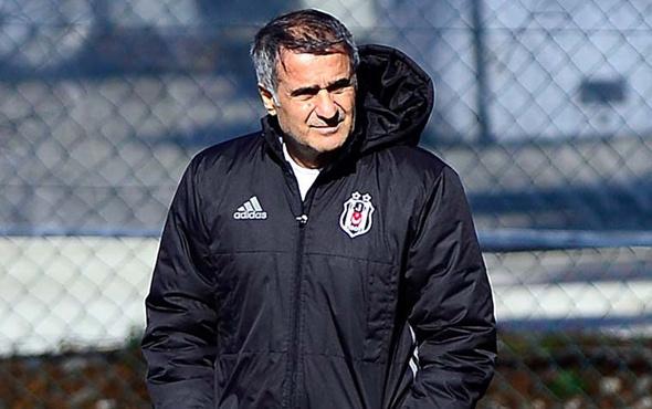 Beşiktaş'ta Osmanlıspor hazırlıkları sürüyor