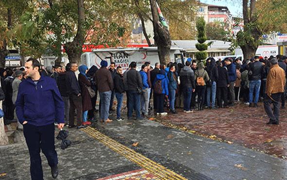 Galatasaray maçı biletlerine büyük ilgi