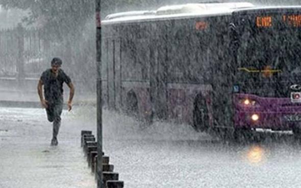 İstanbul için hava durumu uyarısı! AKOM saat verdi