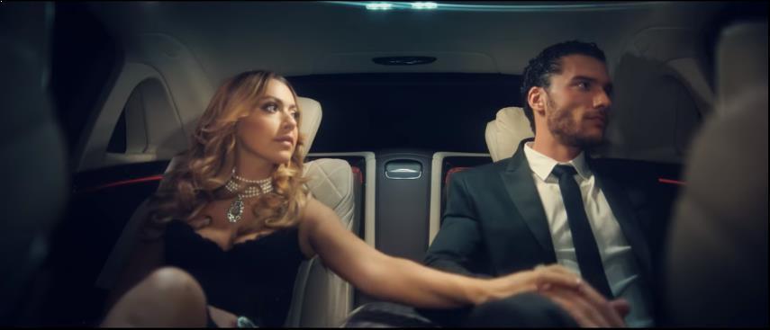 Hadise'nin klip aşkı gerçek oldu ilk kez görüntülendiler