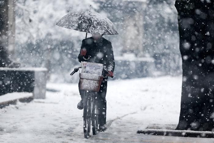 Çok fena kar geliyor! Hava durumu kötü bu 30 il dikkat!