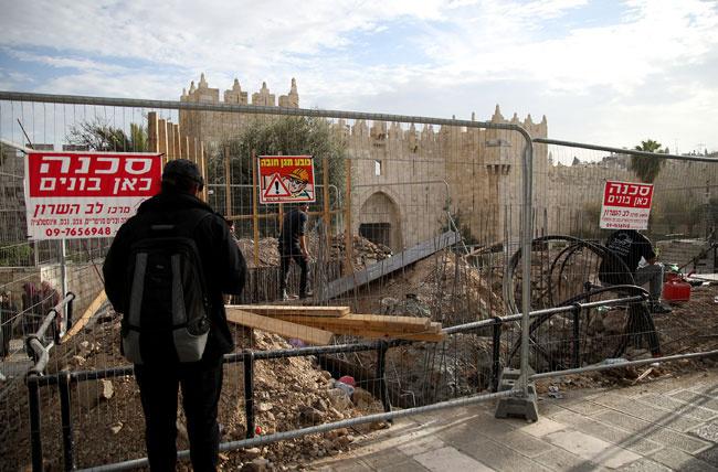 İsrail, Mescid-i Aksa'yı kuşattı! BM kararı sorası ilk Cuma!