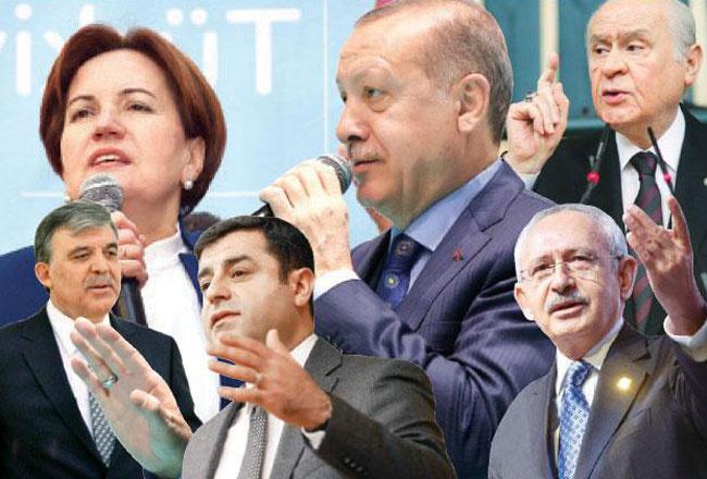 2018'de ne olacak? 10 Ankaralı gazetecinin kehanetleri...