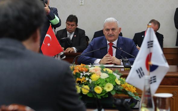 Başbakan Yıldırım'dan ABD'nin Kudüs adımına tepki