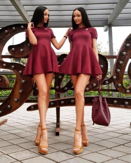 Rus ikizler 'zengin koca' arıyor! Kocalarını bile paylaşırlarmış