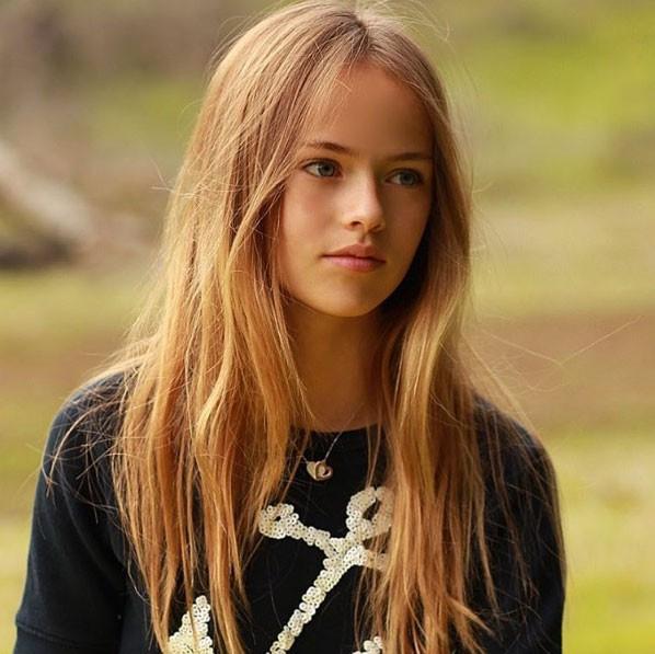 Kristina Pimenovayı gören dünyanın en güzel kızı diyor