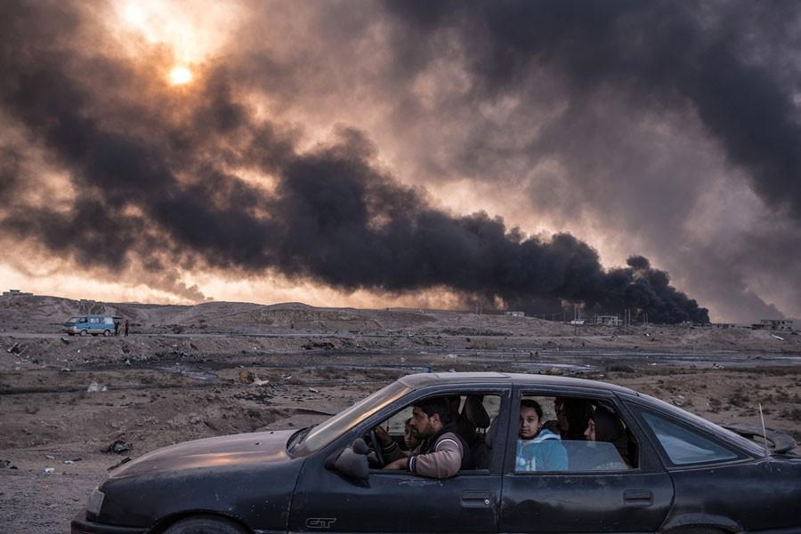 Dünya Basın Fotoğrafı ödülleri birinci Türkiye'den!