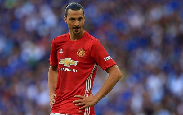 Zlatan hat-trick yaptı Manchester kazandı