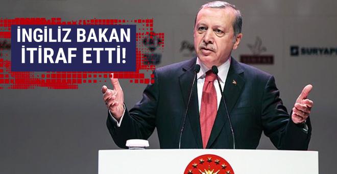 İngiliz Bakandan itiraf! Dünyayı artık Türkiye şekillendirecek