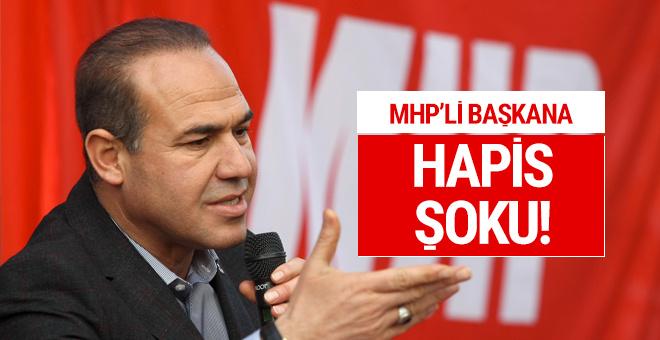 MHP'li Belediye Başkanına hapis şoku!