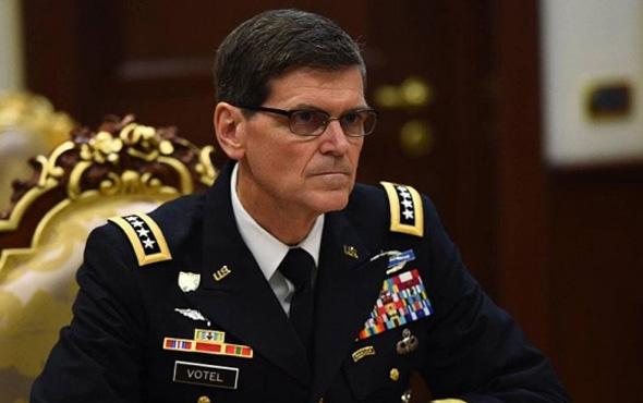 ABD'li komutandan şok YPG çıkışı!