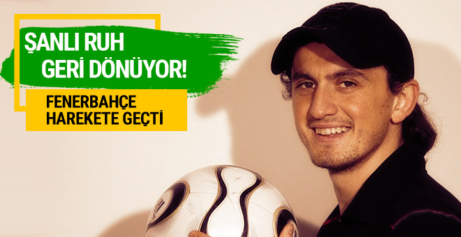 Fenerbahçe'den Tuncay Şanlı planı