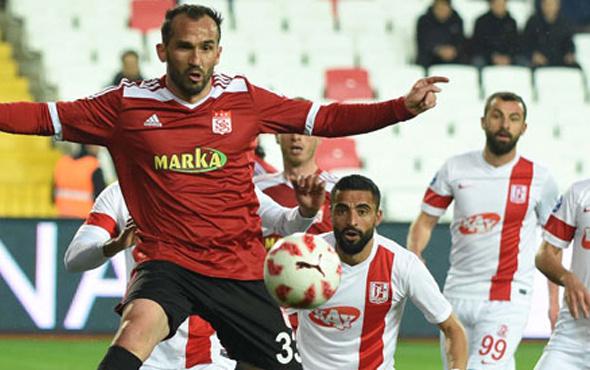 Gekas'ın golü Sivasspor'a yetmedi