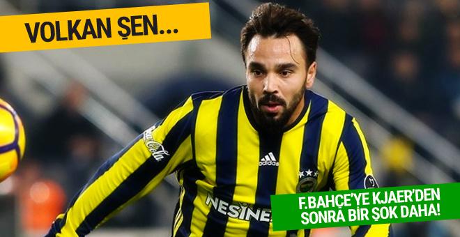 Fenerbahçe'ye Volkan Şen şoku!