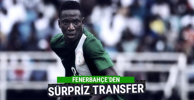 Peter Etebo Fenerbahçe'ye geliyor