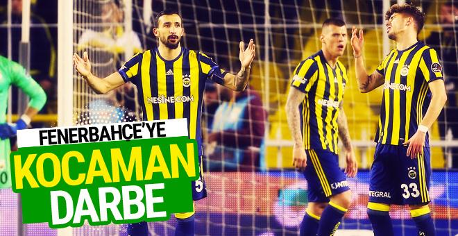 Fenerbahçe-Konyaspor maçı geniş özeti