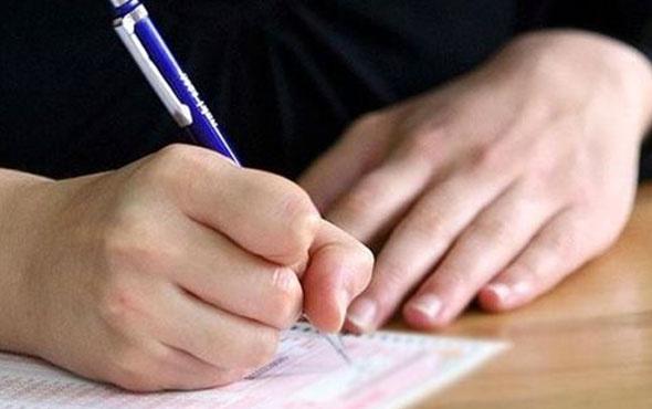 Açık öğretim okulları sınavları hafta sonu yapılacak