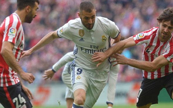 Real Madrid liderliğini perçinledi