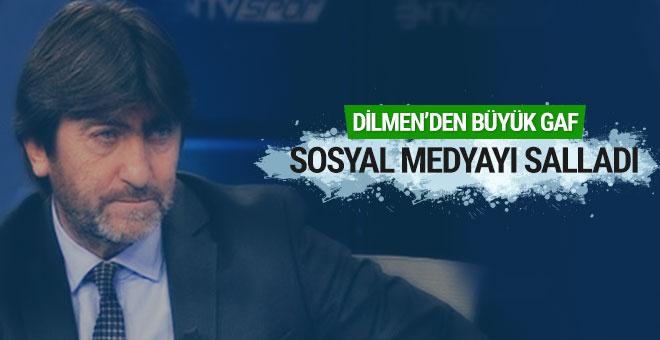 Rıdvan Dilmen'den Podolski gafı