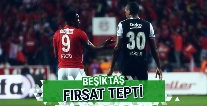 Antalyaspor - Beşiktaş maçı golleri ve geniş özeti