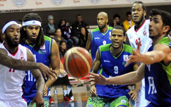 Gaziantep Basketbol sahasında TOFAŞ'ı devirdi