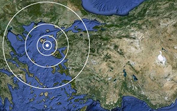 Çanakkale Ayvacık beşik gibi en son depremlerin şiddeti...