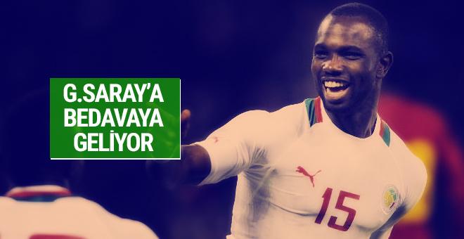 Moussa Konate Galatasaray'a bedavaya geliyor