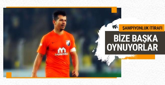 Emre Belözoğlu'ndan şampiyonluk yorumu!