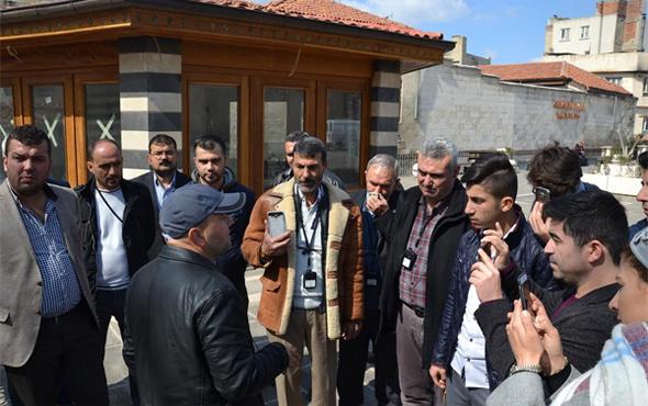 Gaziantep'te taksicilere turizm farkındalığı eğitimi