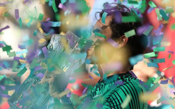 Indian Wells'te Federer şampiyon oldu