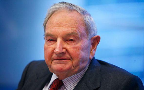 ABD'li milyarder David Rockefeller öldü!