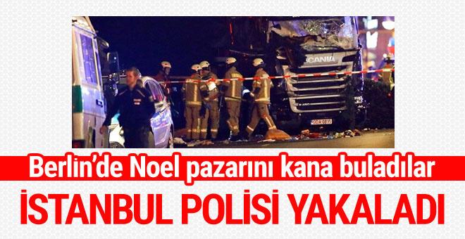 Almanya'yı kana buladılar İstanbul'da yakalandılar