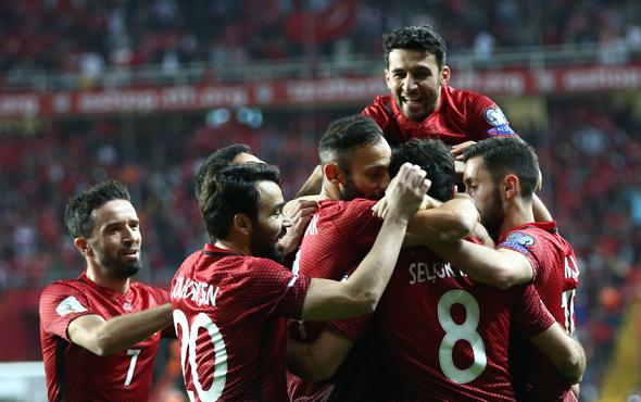 Türkiye-Finlandiya maçı golleri ve geniş özeti
