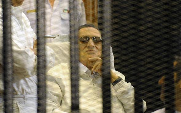 İdamla yargılanan Hüsnü Mübarek için son dakika kararı