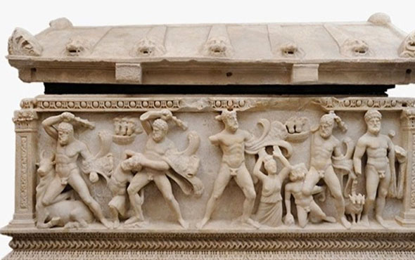 Herakles lahdi, Türkiye'ye iade ediliyor